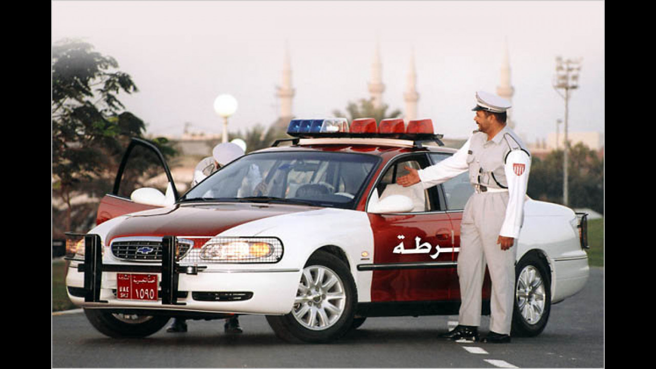 Chevrolet Caprice Dubai (2003)