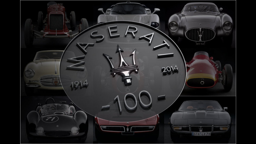Tanti auguri Maserati!