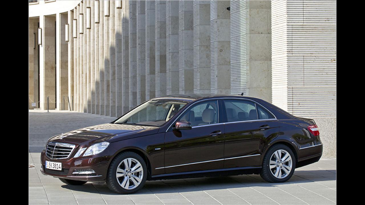 Mercedes W 212 (2009)