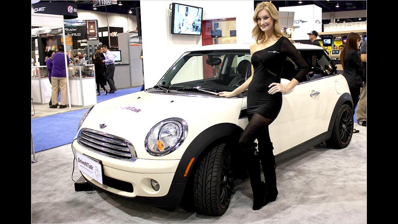 Tja, auch in  Las Vegas wird der Mini von Frauen geliebt
