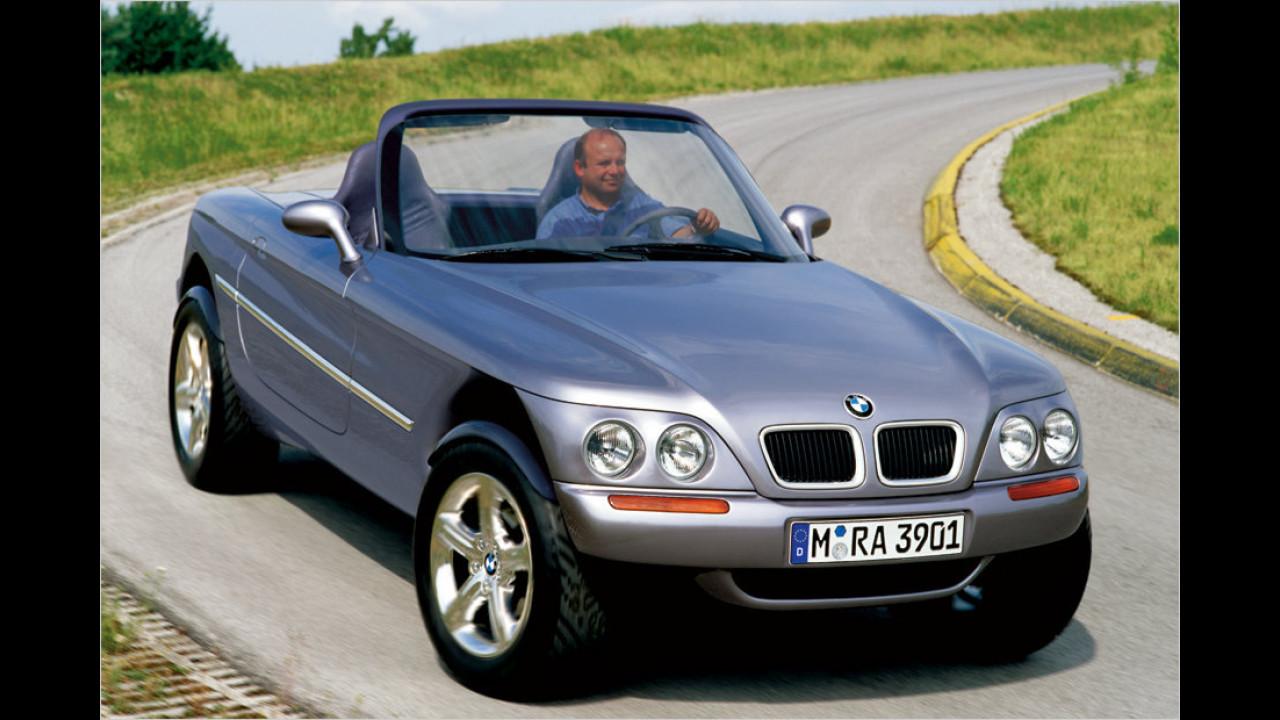 Konzeptfahrzeug: BMW Z18