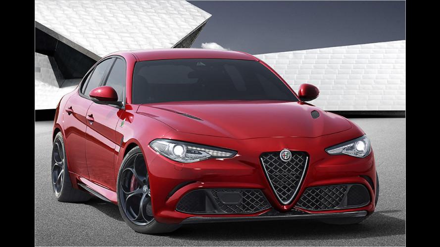 Alfa Romeo Giulia: Neuer Mittelklasse-Schreck