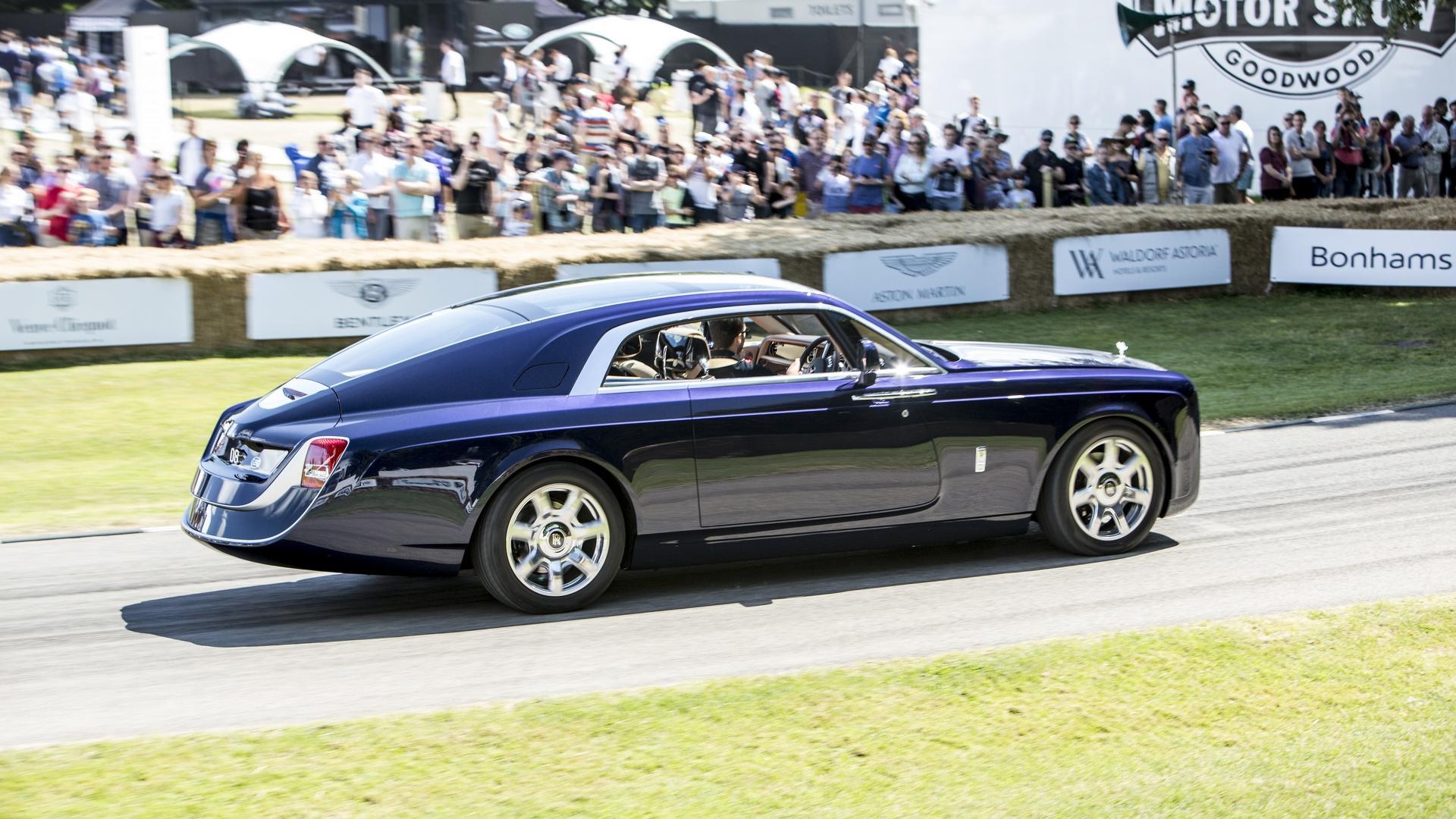 Resultado de imagen para Rolls-Royce Sweptail