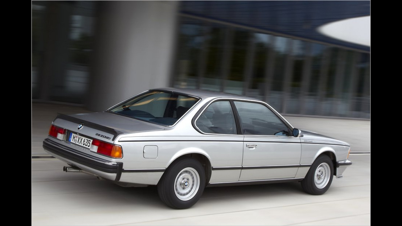 BMW 635 CSi Coupé (1978 bis 1989)