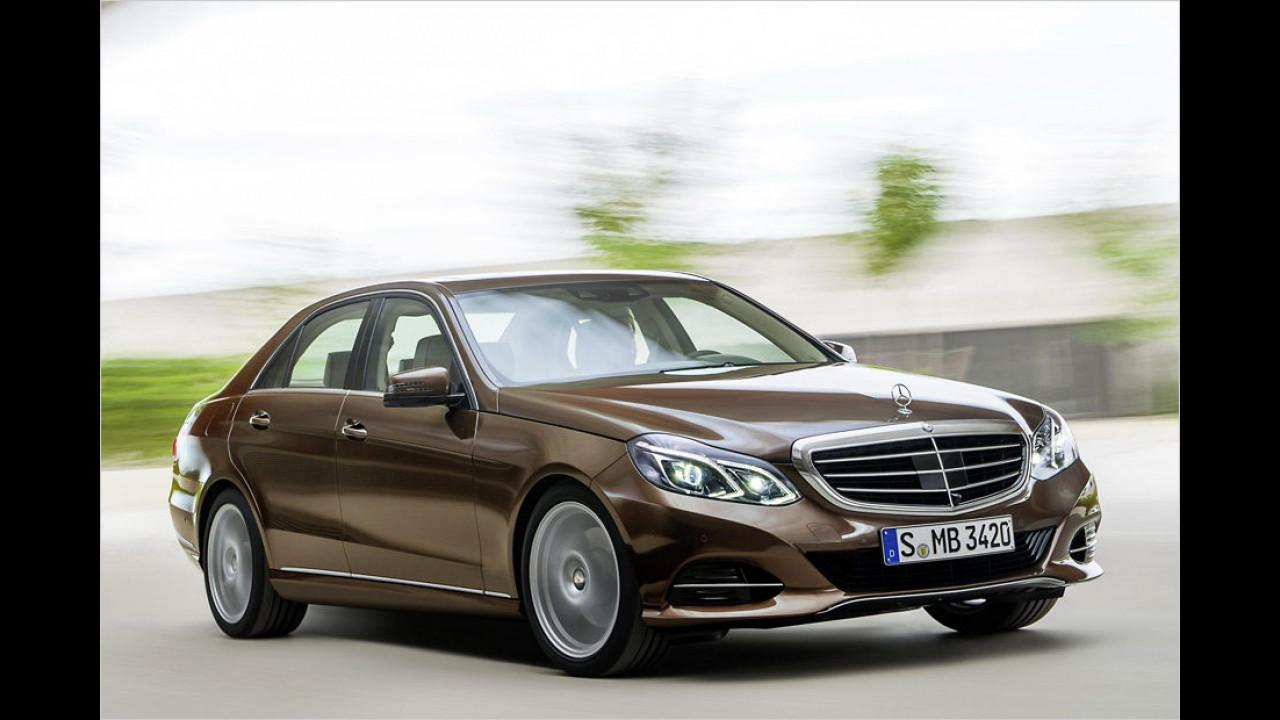 Mercedes E 200 CDI