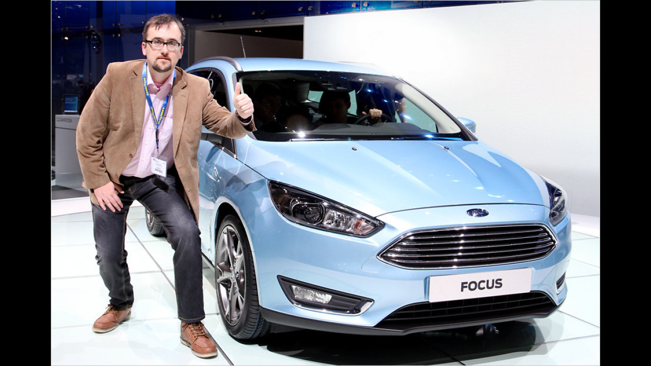 Top: Ford Focus