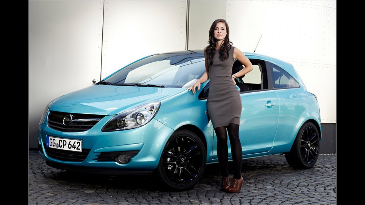 Lena: Opel Corsa