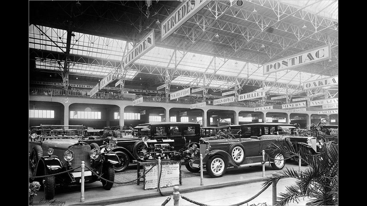90 Jahre Daimler-Benz
