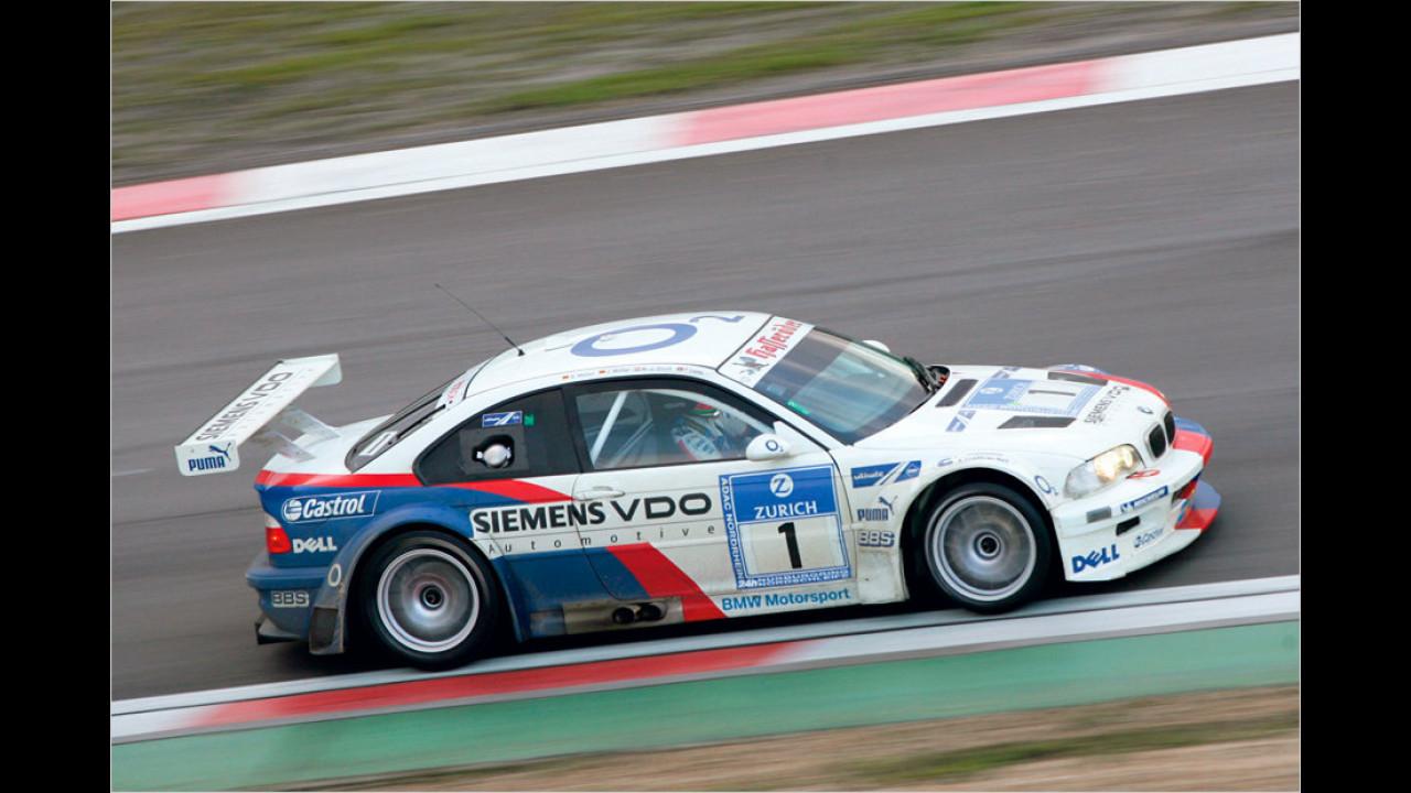 BMW M3 GTR (2001)