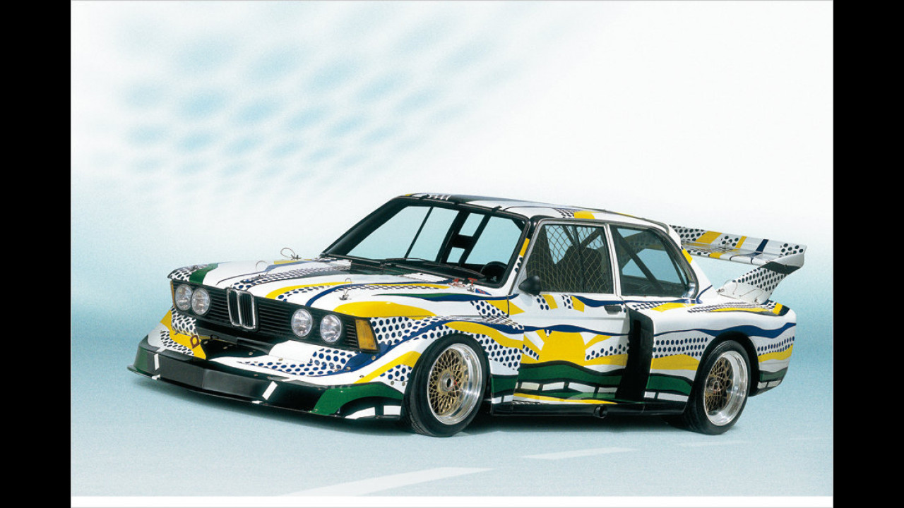 BMW Art Car (1977)