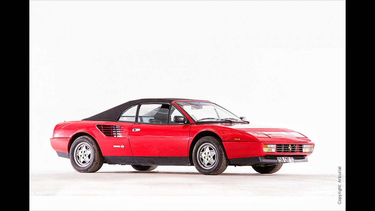 Ferrari Mondial 3.2 Cabriolet (1988)
