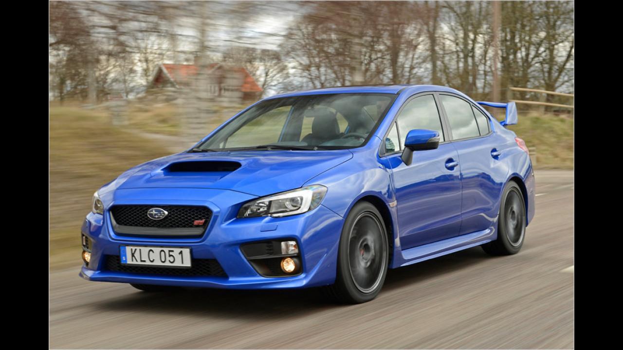 Subaru Tecnica International