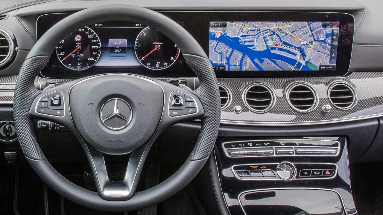 Mercedes Classe E – 12,3 pouces