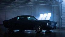 Ford Mustang, una fastback d'epoca diventa elettrica