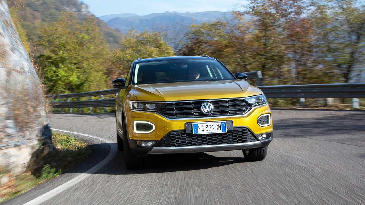 Volkswagen T-Roc 1.6 TDI, la prova