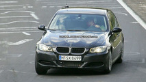 BMW E90 Facelift Spotted on Nurburgring