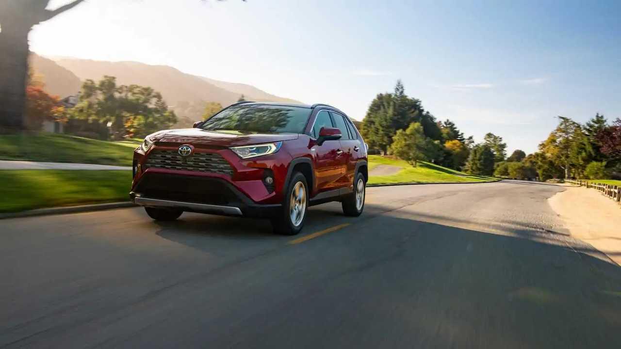 Toyota RAV4 Hybrid 2019: Erster Antrieb