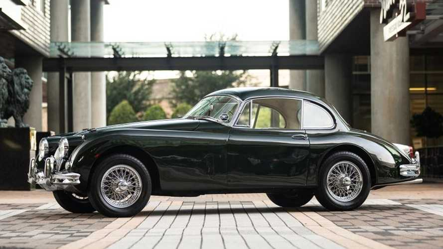 For $87K, This Classy 1961 Jaguar XK150 Is Ready To Prowl