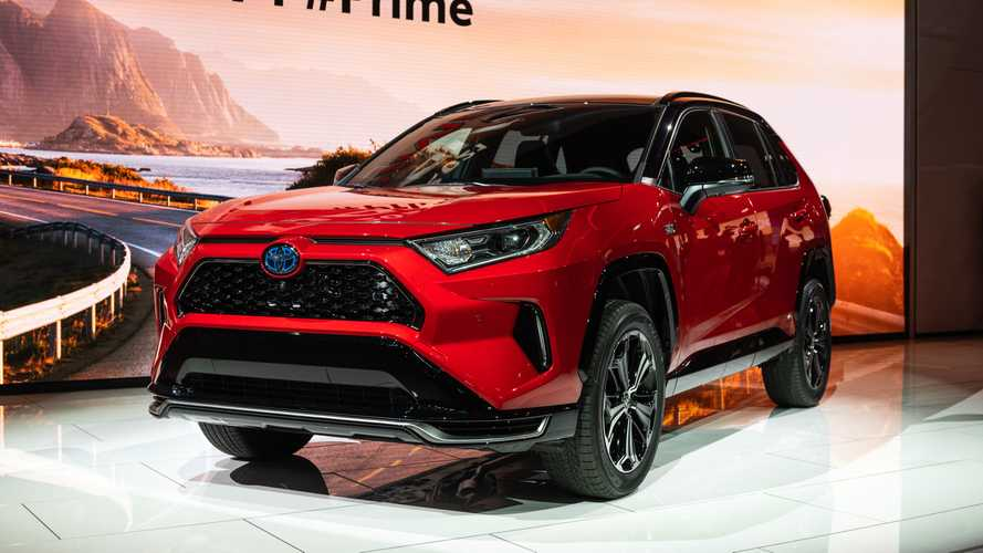 2021 Toyota RAV4 Prime Price Announced, Starts At $38,100