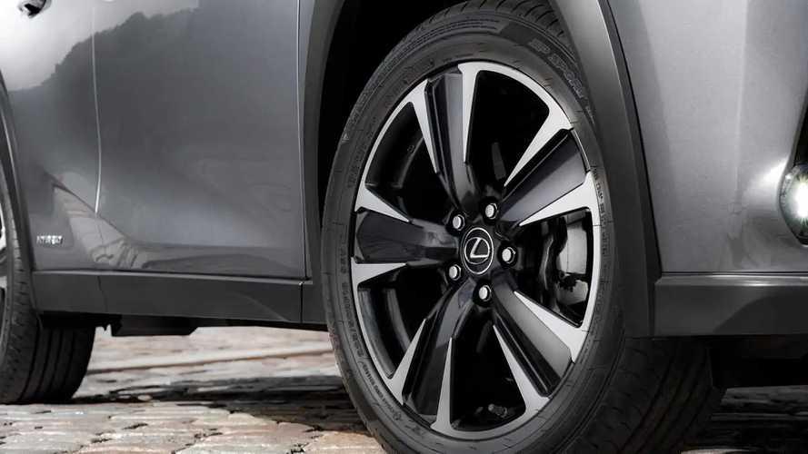 Lexus UX 250h - divulgação