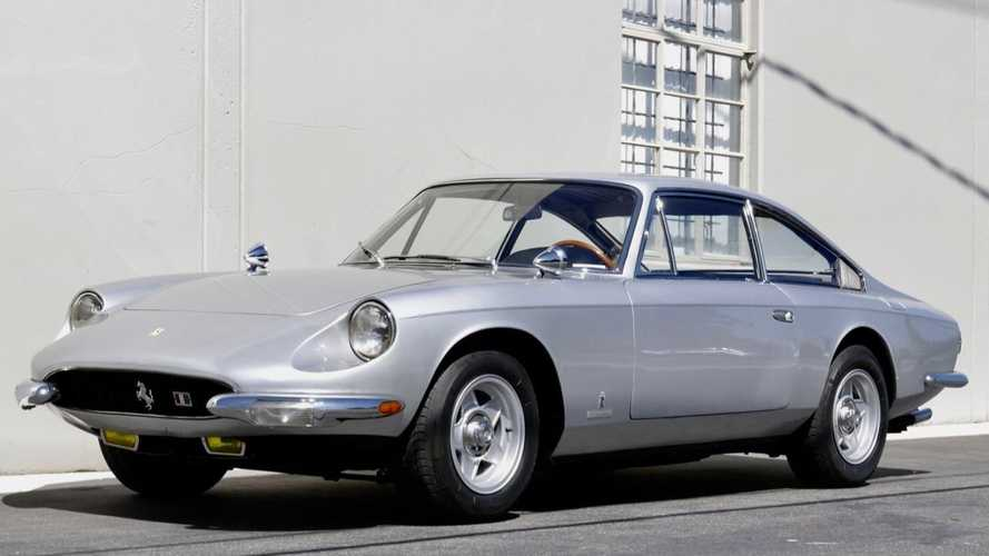 Power And Luxury Await In This 1968 Ferrari 365 GT 2+2 Coupe