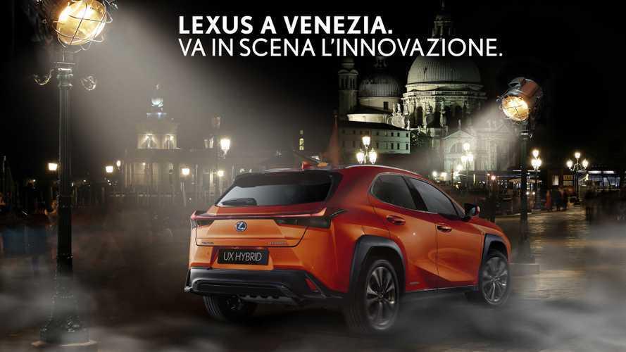 Al via la Mostra del cinema di Venezia 2019 con Lexus auto ufficiale
