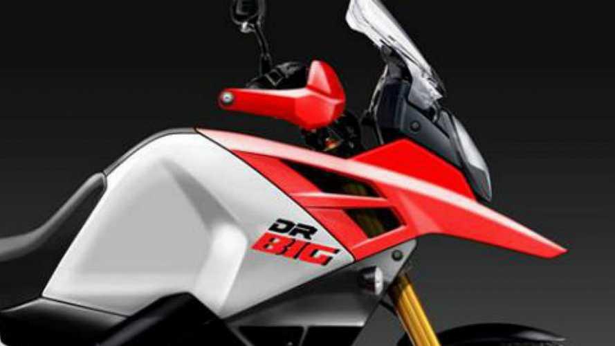Suzuki DR Big, aria di ritorno