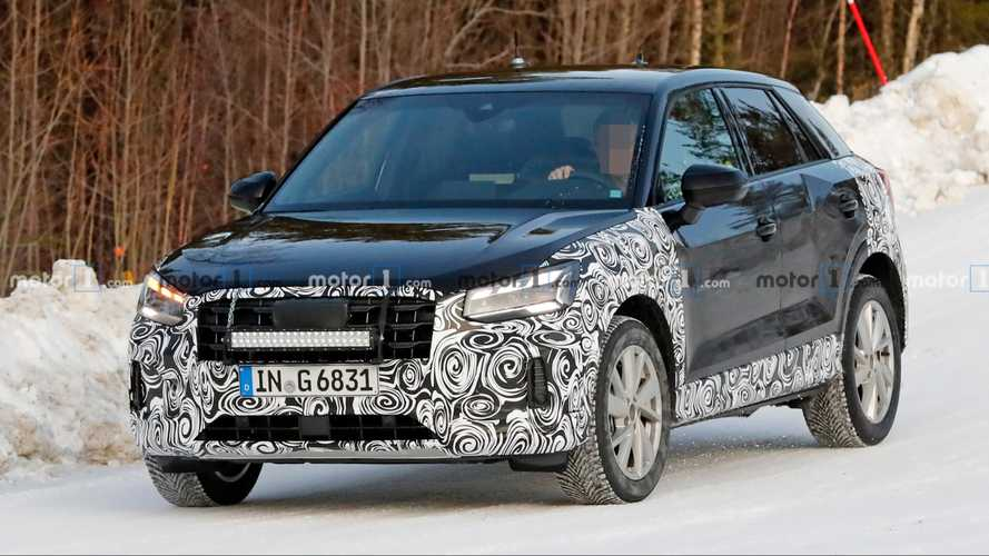 Audi Q5 Sportback And Q2 Facelift Confirmed For 2020 Reveal