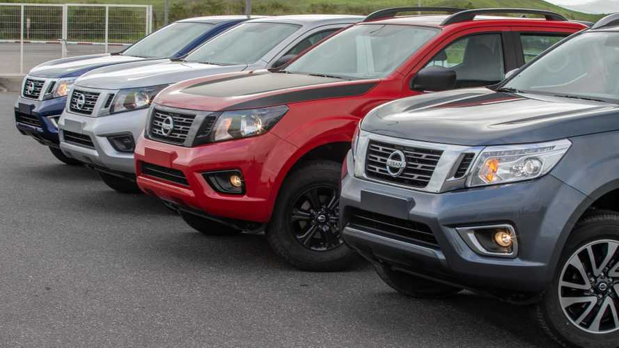 Nissan Frontier 2020 - Brasil