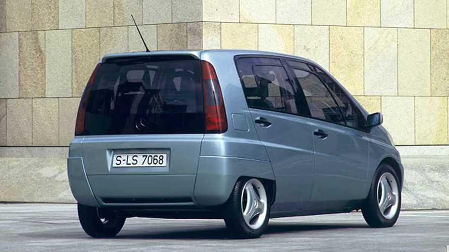 Mercedes Vision A 93 1993