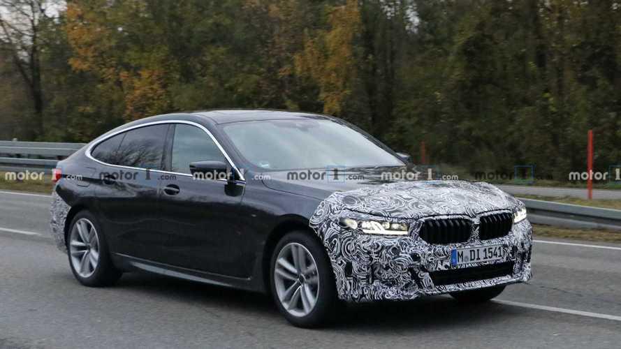 BMW 6 Serisi GT üretime hazır gövdesiyle görüntülendi