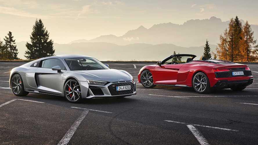 Audi R8 V10 RWD, se due è meglio di quattro (ruote motrici)