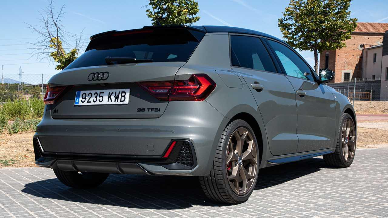Dinámica de conducción del Audi A1 Sportback