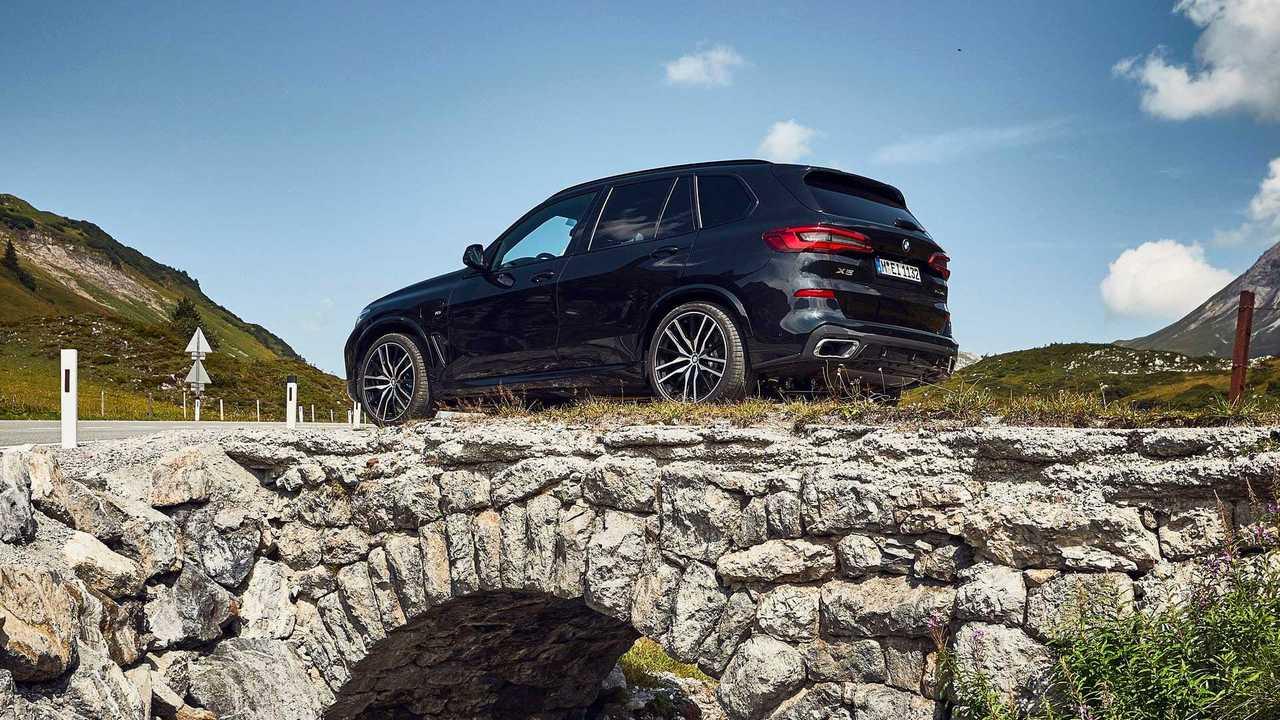 BMW X5 xDrive45e Shines In Sales Belgium In November