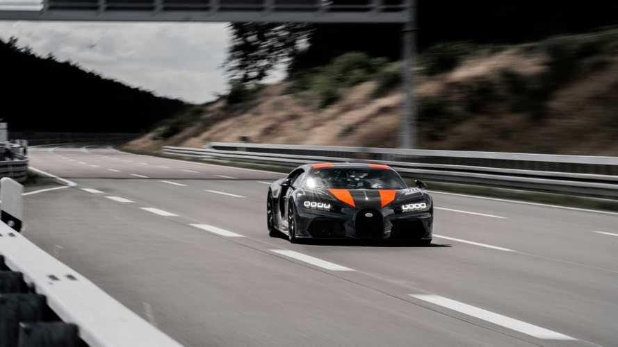 Pályaspecifikus változatot kaphat a Bugatti Chrion