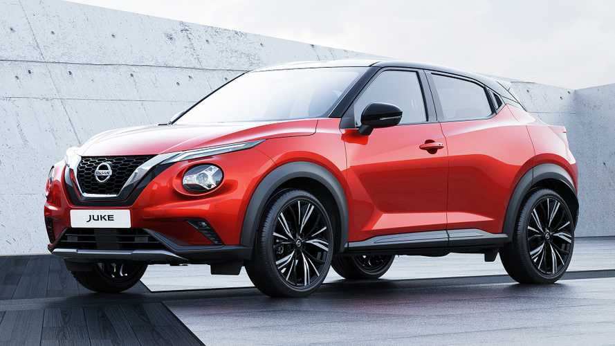 2020 Nissan Juke Debuts All-New Quirky Looks For Euro Market