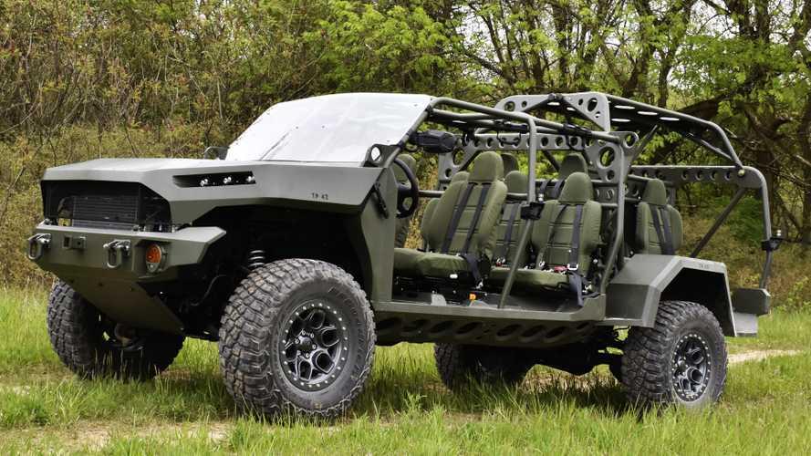Veicoli militari. GM ISV, un prototipo da un milione di dollari