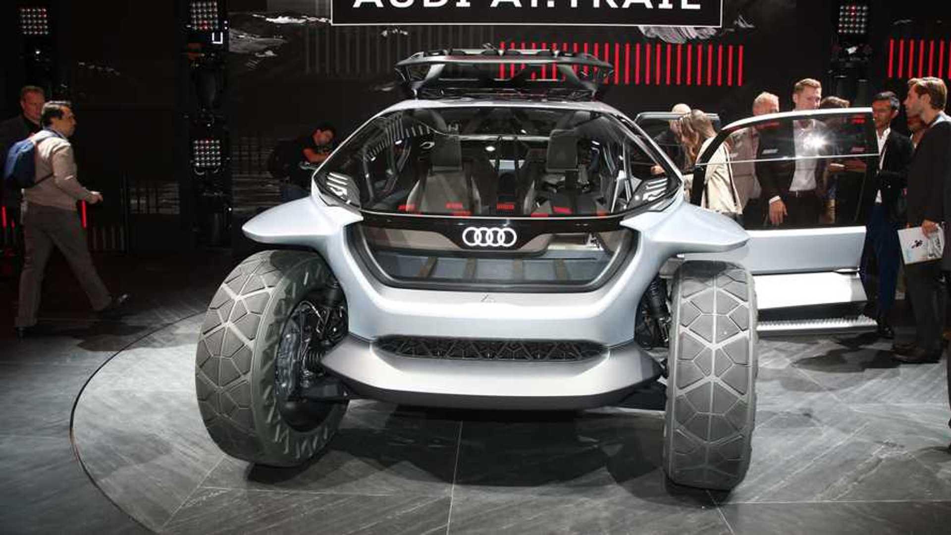Kekurangan Audi Ai Tangguh
