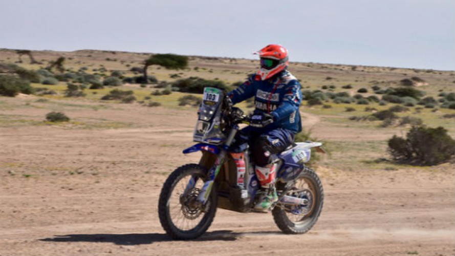 Africa Eco Race: Botturi leader della classifica