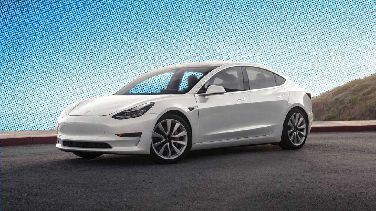 4. Tesla Model 3 Long Range