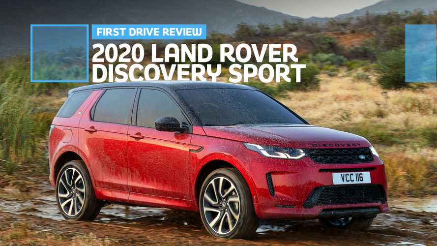 2020 Land Rover Discovery Sport First Drive: Rebuilding The Disco