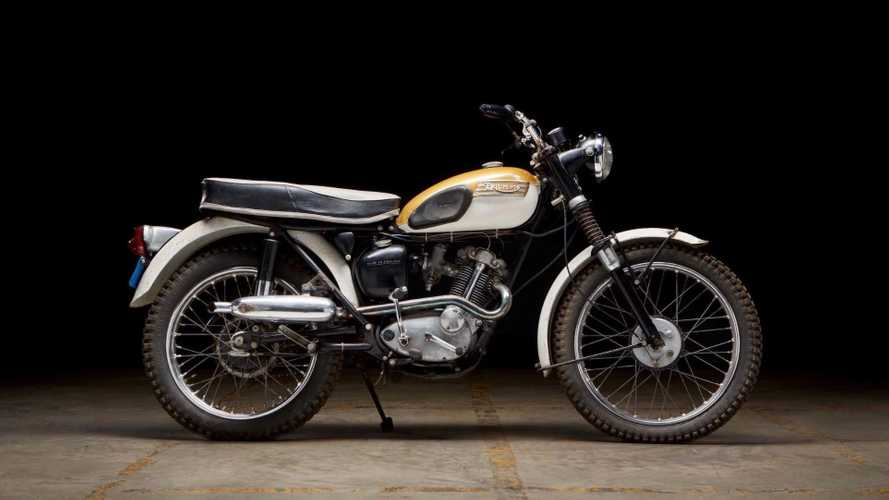 You Could Own The Triumph That Inspired On Any Sunday