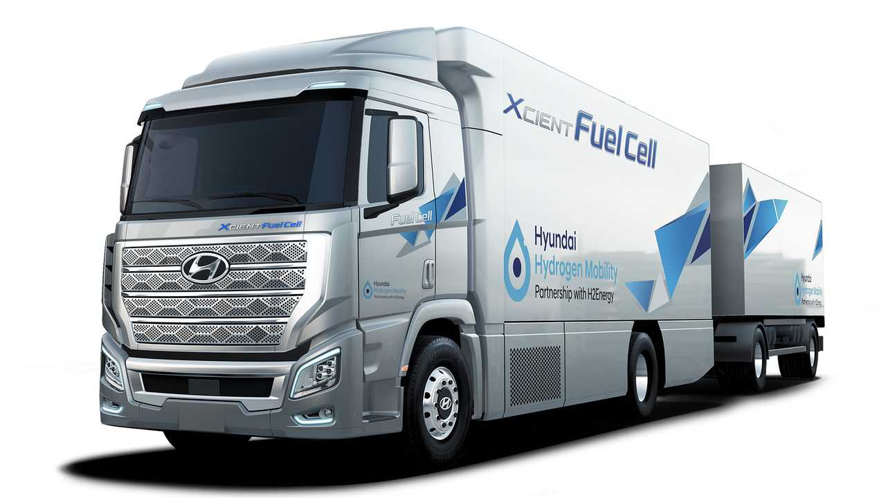 Hyundai Xcient FuelCell