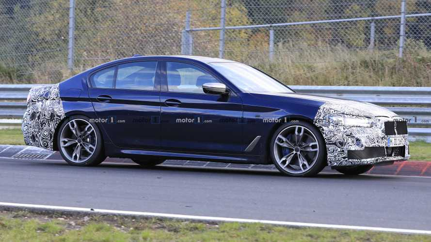 New 2021 BMW 5 Series spy shots are the most revealing yet