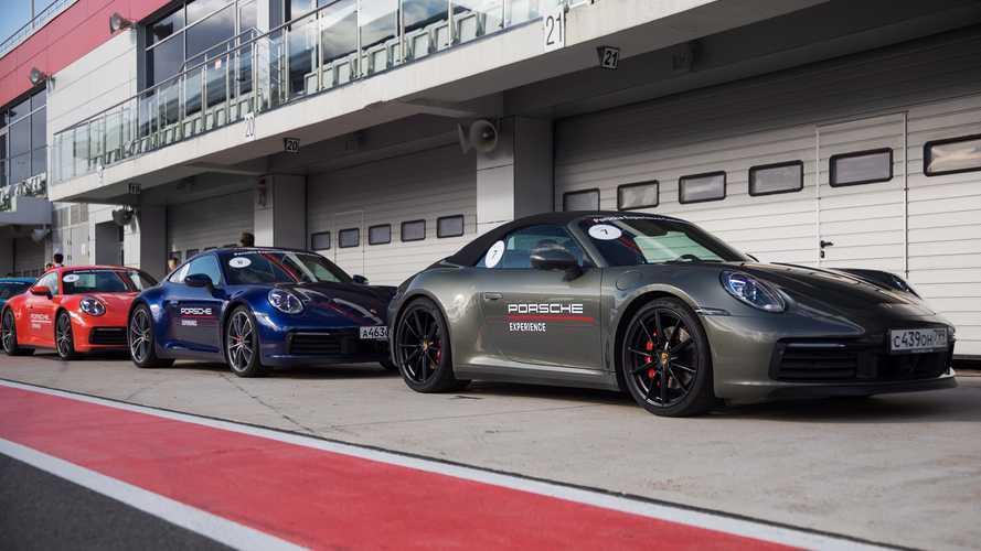 Фестиваль Porsche 2019: Cayenne Coupe и 911-й за 17 000 евро