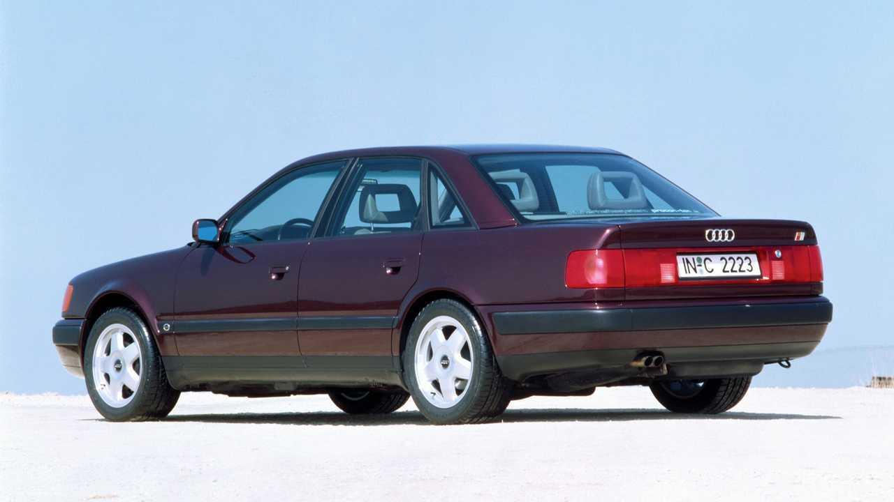 Audi S4 седан и универсал (Avant)