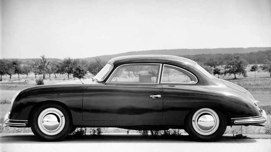Viersitzige Prototypen von Porsche