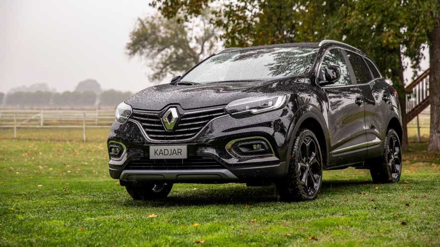 Renault Kadjar Black Edition 4WD