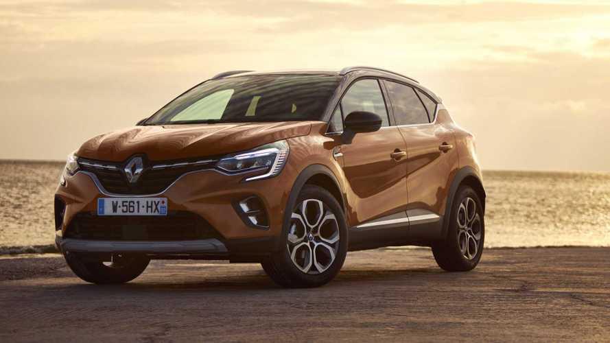 Renault Captur (2021): Diesel gestrichen, andere Turbobenziner