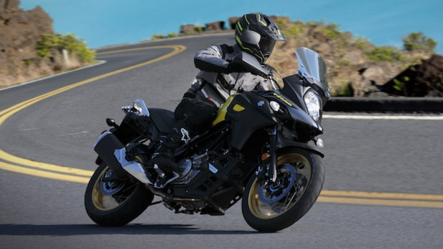 Suzuki: al via il Demo Ride Tour 2018